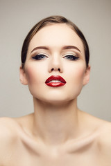 Red lips Masha (n_lev44) Tags: ifttt 500px young adult attractive beautiful beauty blonde caucasian classic closeup cosmetics elegance expression eyes fashion female girl glamour gorgeous hair hairstyle healthy lady lips lipstick makeup model portrait pretty red sexy skin style white woman redlips