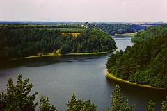 Lake (Jurek.P) Tags: poland polska kaszuby kashubia lake jezioro slide scan 35mm landscape prakticasupertl jurekp