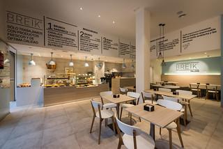 Breik cafetería - degustación