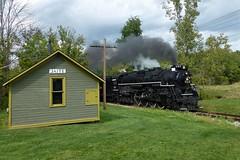Meet the New 765 (Chicago Line Railfan) Tags: nkp 767 765 nickel plate road jaite oh ohio brecksville cvsr cuyahoga valley scenic railroad