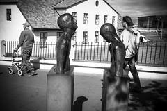 Iceland, Reykjavik (Epsilon68 - Street and Travel Photography) Tags: iceland reykjavik is fuji fujix fujixt1 fujifilm travel urban street bw blackandwhite blackwhite noireblanc ngc monochrome