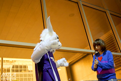 Undertale 57 (MDA Cosplay Photography) Tags: undertale frisk chara napstablook asriel cosplay costume photoshoot otakuthon 2016 montreal quebec canada undertalecosplay fun