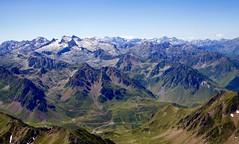 Vue du Pic du midi (dantheboss) Tags: couleurs panorama
