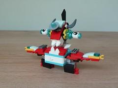 LEGO MIXELS SERIES 8 AQUAD SURGEO MIX or MURP? Instructions video Lego 41564 Lego 41569 (Totobricks) Tags: legomixels series8 lego mixels aquad surgeo mix murp instructions mcfd medix lego41564 lego41569 41564 41569 howto build make totobricks