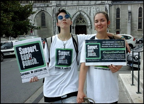 support don't punish  Pau 20168