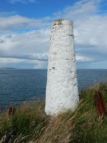 Old ship's beacon, Ferryden