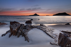 Nelson Bay (FPL_2015) Tags: portstephens nelsonbay nsw australia landscape sunrise rocks beach water seascape canon6d canon1635f4lis gnd09