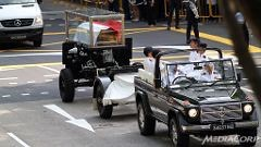 Watch: Funeral procession of Mr Lee Kuan Yew from Istana to Parliament House