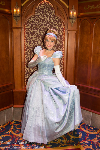 disney meet and greet cinderella