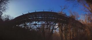 Abandoned Train Trestle