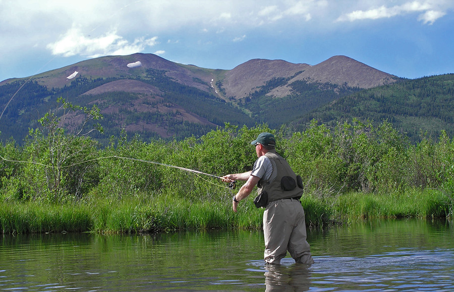 Park County Fishing