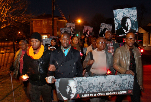 AIDS is a Civil Rights Issue: Selma