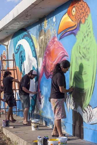 BAU 2013 Muro conjunto Internacionales