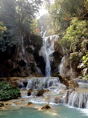 "Kuang Si Falls • <a style=""font-size:0.8em;"" href=""http://www.flickr.com/photos/10397751@N08/16792667111/"" target=""_blank"">View on Flickr</a>"