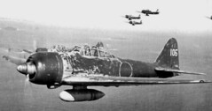 Mitsubishi A6M3a Zero Fighter<br />Imperial Japanese Navy Fighter