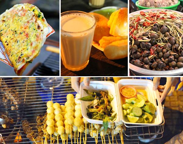 1(những món ăn không thể bỏ lỡ tại chợ Âm Phủ)