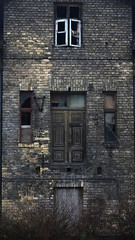 Old home (mikhail_mih) Tags: old windows house home town doors oldbuilding hauntedhouse ghosthouse oldhome strangebuilding welcomehome spookyhouse scaryhouse strangearchitecture