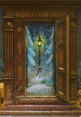 Lottery- Narnia, Hobbitshire and Hogwarts (CoBu Family) Tags: winter light snow children book doors russia fairy narnia wardrobe tale
