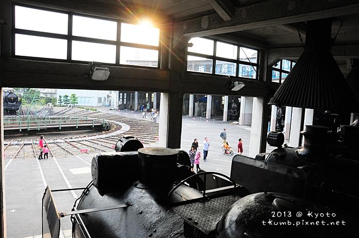 2013梅小路蒸氣機關車館 (13).jpg