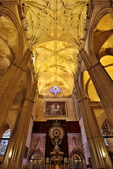 Seville Cathedral (HDH.Lucas) Tags: spain cathedral seville lucas espana andalusia
