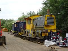 Weert, 8 juli 2016 (martijn532) Tags: weert muijs locomotief loc locje trein nederlands ns sik sik338 cockerill yara sluiskil lokomotiefbaukarlmarkx lkm