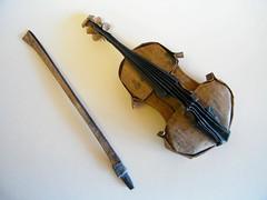 Violin - Gen Hagiwara (Rui.Roda) Tags: origami papiroflexia papierfalten msica music musique art violon violino violin gen hagiwara