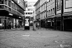 Köln: menschenleer 6/11