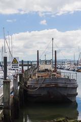 Straight to the point!! (Conan500) Tags: canon 60d 1585 lymington hampshire coast sunny sunshine boats sea