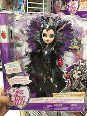 Wow... (Christo3furr) Tags: white snow fashion monster high doll princess evil queen after raven ever mattel