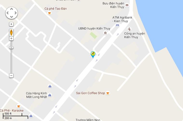 Khai trương siêu thị Điện máy XANH Kiến Thụy, Hải Phòng