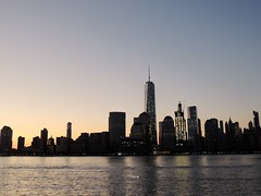 World Trade Center  7-23-16 (local1256) Tags: worldtradecenter wtc hudsonriver manhattan nyc newyorkcity river
