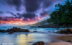 Finding Neverland . (MNmagic) Tags: thailand nikon d750 seaside summer sunset raw rocks sea sigma nikore phuket beach flickr forest fire sky explorer super sigma2818 sigmaart