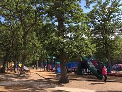 Oak Park (Rock Water) Tags: parks playgrounds urbanparks oakparkminotnorthdakota