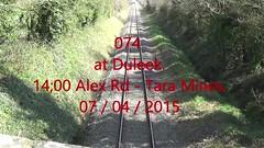 2015_04_IR_999 (HK 075) Tags: railway diesel hk 075 201 071 141 121 irish cie ir ie nir ireland