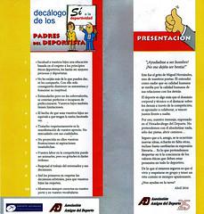 Hexadeclogo del deportista 4 (Jusotil_1943) Tags: travel brochures folletos