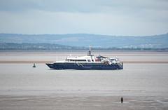 Dp Gezina (Peter Owen) Tags: crosby blundellsands beach dpgezina offshore supply ship