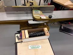 Sweet Sound (ericmonasterio) Tags: em shelix byrd tool powermatic jointer upgrade sound attenuation