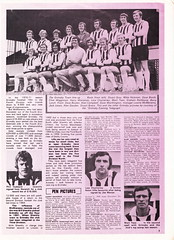 Coventry City vs Grimsby Town - 1973 - Page 7 (The Sky Strikers) Tags: coventry city grimsby town highfield road sky blue official magazine fa cup to wembley 8p