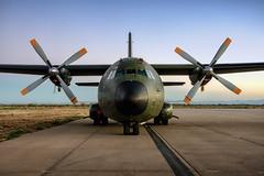 """transall c-160d (Matt """"Linus"""" Ottosen) Tags: transall c160d c160 luftwaffe german airforce lufttransportgeschwader 63 airtransportwing63 coolidgemunicipalairport coolidge municipal airport p08 nikon d7000"""