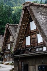 Travelling to Toyama - Shirakawa-Go (J_Fish) Tags: japan gifu shirakawago worldheritage travel village house traditional gasshozukuri fuji xe2