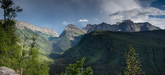 Going To the Sun - Pano 1- (hoseph22) Tags: glacier national park gnp nps service panorama nikon sigma 1750f28 vacation going sun rockies mountains