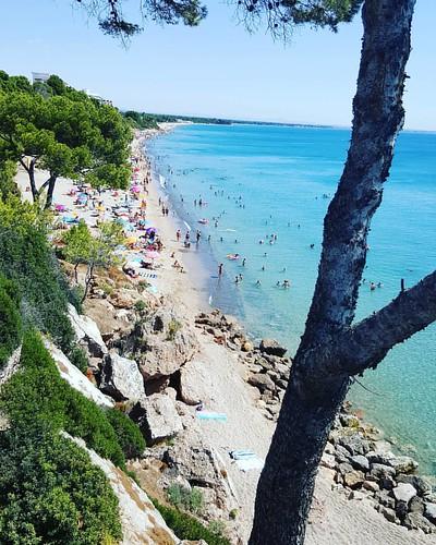 Descobrint cales i platges #miami #catalonia
