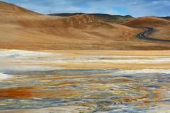 Hverir (-Lucie-) Tags: nikond7100 sigma1750 islande paysage nature