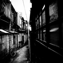 (s_inagaki) Tags: alley tokyo summer