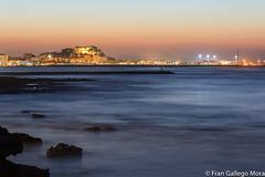 16-08-21 - Atardecer  Les Rotes enia-468 (fran gallego) Tags: denia lesrotes marinaalta mediterraneo mar playa beach espaa alicante alacant spain atardecer sunset nocturna