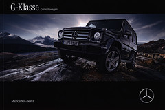 Mercedes G Klasse Gelndewagen; 2015_1 (World Travel Library) Tags: mercedesbenz g klasse class gelndewagen suv 2015 frontcover offroad literature auto worldcars world travel library center worldtravellib automobil papers prospekt catalogue katalog vehicle wheels makes models automobile automotive motoring drive wagen photos photo photography picture image collectible collectors collection sammlung recueil collezione assortimento coleccin ads online gallery galeria german deutsche   broschyr esite catlogo folheto folleto   bror documents