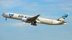 AIR AUSTRAL B777-39M(ER) (lavierphilippephotographie) Tags: runion le boeing b777 777 dcollage takeoff roissy cdg foreu