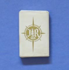 Jolly Roger Inn Motel Soap Anaheim California (hmdavid) Tags: vintage travel soap souvenir jollyroger inn motel anaheim california disneyland 1960s advertising midcentury