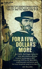 The Man With No Name.......... (LaTur) Tags: forafewdollarsmore clinteastwood dcist gothamist joemillard novel