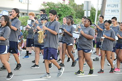 D3X_0774 (euthman) Tags: parade fortbendcountyfair lamarconsolidatedhighschool mightymustangmarchingband woodwind